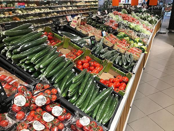 Wat is gezond in de supermarkt en wat niet? Groente