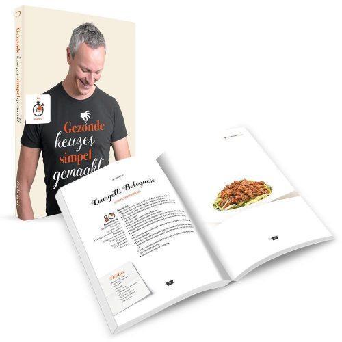 Receptenboek Gezonde keuzes simpel gemaakt