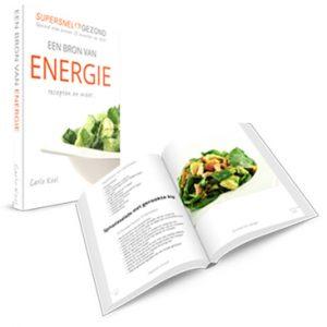Een bron van energie boek