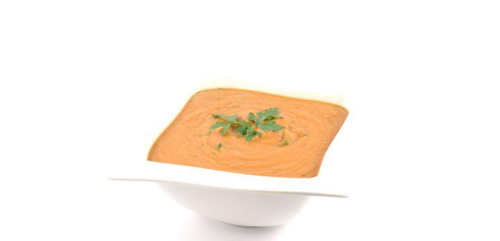 Baba ganoush soep
