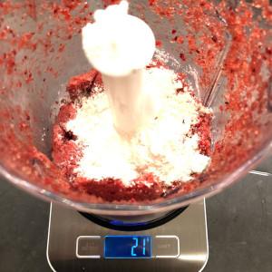 Zo maak je protein fluff stap 6