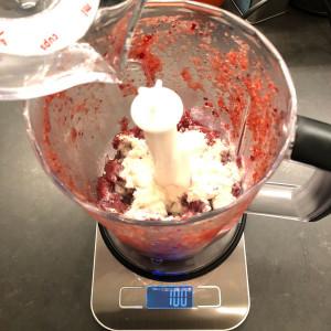 Zo maak je protein fluff stap 7