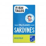Fish Tales Pilchard sardines in olijfolie