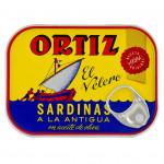 Ortiz Sardines borrelblikje