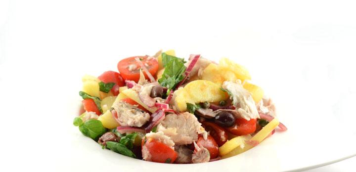 Pantelleria-salade