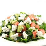 Watermeloensalade met een twist